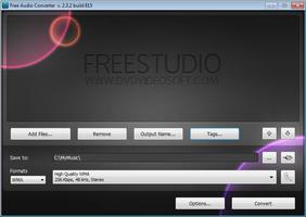 Free Audio Converter screenshot 5