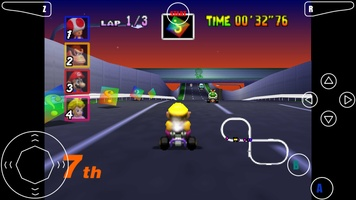 MegaN64 screenshot 10