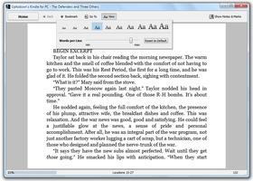 Kindle for PC screenshot 2