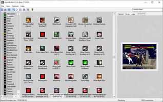 MameUI64 screenshot 4