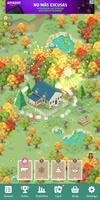 Solitaire Farm Village screenshot 2