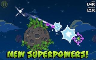 Angry Birds Space screenshot 3