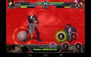 The King of Fighters-A 2012 screenshot 4
