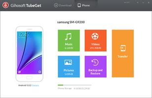 Gihosoft TubeGet Free YouTube Downloader screenshot 5
