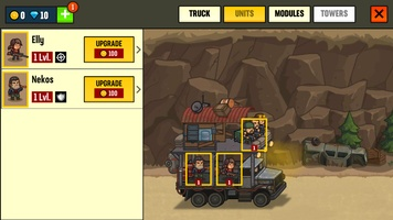 Camp Defense screenshot 3