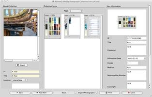 BiblioteQ screenshot 4