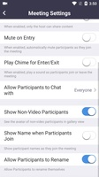 ZOOM Cloud Meetings screenshot 8