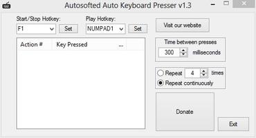 Auto Keyboard Presser screenshot 4