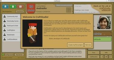 CraftStudio screenshot 7