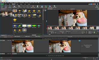 VideoPad Video Editor and Movie Maker Free screenshot 3