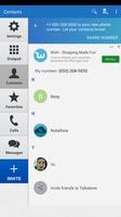 Talkatone free calls and texting screenshot 3