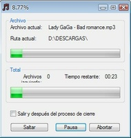 MP3 Quality Modifier screenshot 3