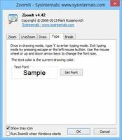 ZoomIt Portable screenshot 9