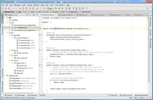 Android Studio screenshot 8