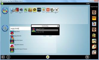 BlueStacks App Player for Windows 8 screenshot 2