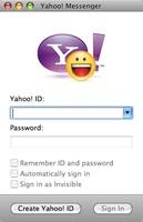 Sign yahoo! in messenger Yahoo Messenger