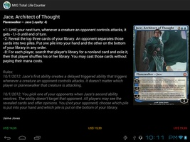 MtG Total Life Counter screenshot 3