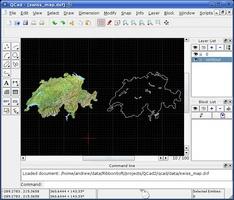 QCAD screenshot 3