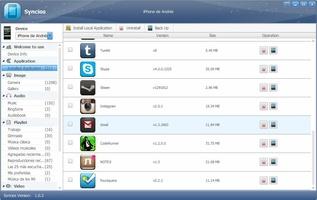 Syncios Manager screenshot 3