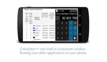 Calculator++ screenshot 6