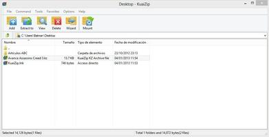 KuaiZip screenshot 2