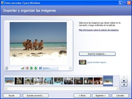 Microsoft Photo Story screenshot 2