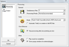 Monkey's Audio screenshot 3
