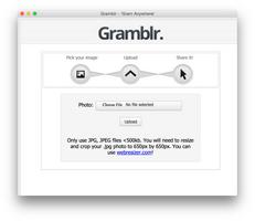 Gramblr screenshot 3
