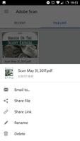 Adobe Scan screenshot 10