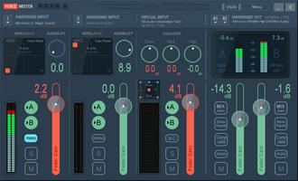 Voicemeeter screenshot 3