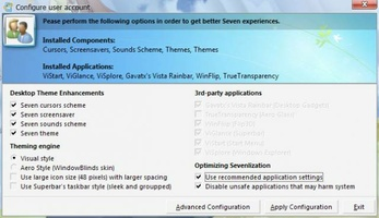 Seven Transformation Pack screenshot 6