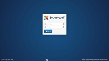 Joomla screenshot 2