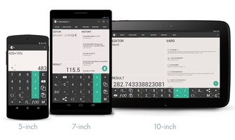 Calculator++ screenshot 7