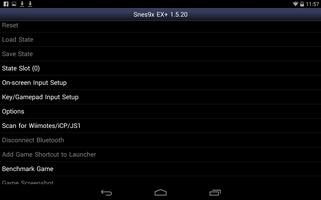 Snes9x EX screenshot 8