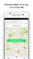 Taxify screenshot 2