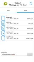 WaSend: WhatsApp Any File Send screenshot 3