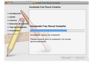 Free Pascal screenshot 3