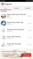 Yoga screenshot 5