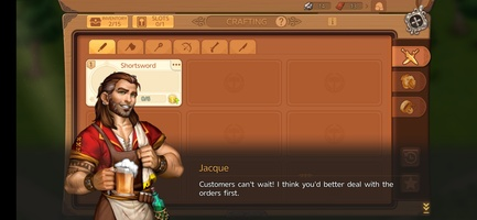 Shop Heroes Legends screenshot 5