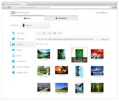 G Cloud Backup screenshot 10