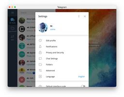 Telegram for Desktop screenshot 4