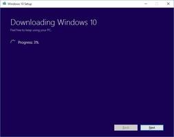 Windows 10 Media Creation Tool screenshot 5