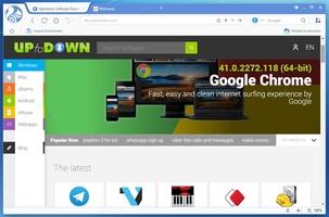 UC Browser para PC screenshot 3