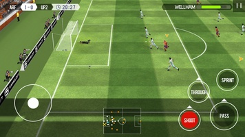 REAL FOOTBALL screenshot 7