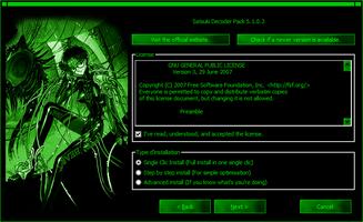 Satsuki Decoder Pack screenshot 2