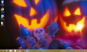 Trick or Treat Windows Theme screenshot 3