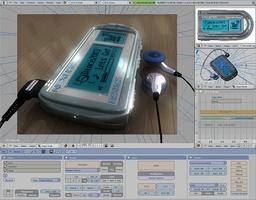 Blender screenshot 5