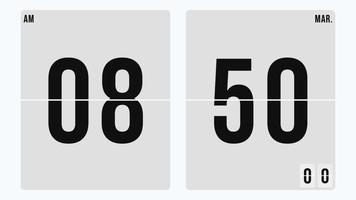 Zen Flip Clock screenshot 4