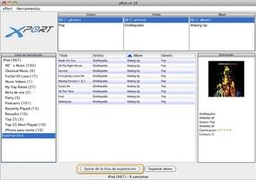 xPort screenshot 4