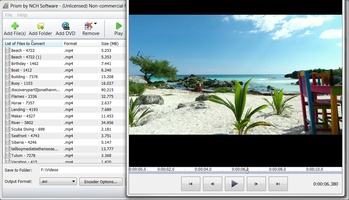 Prism Video File Converter screenshot 9
